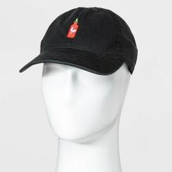 Men's Siracha Baseball Cap - Black One Size