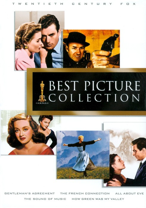 Best picture collection (DVD) - image 1 of 1