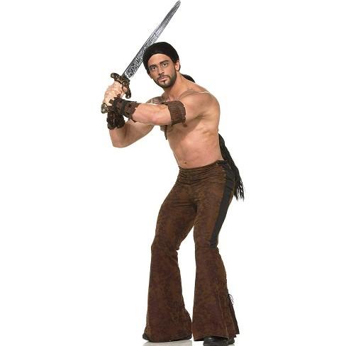 Forum Novelties Medieval Fantasy Warrior Adult Costume Pants - image 1 of 1