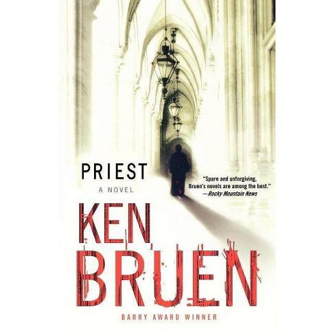 Priest - (Jack Taylor Novels) by  Ken Bruen (Paperback) - image 1 of 1