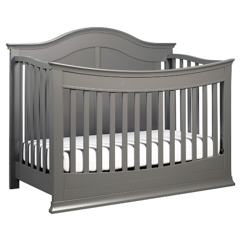 DaVinci Meadow 4-in-1 Convertible Crib with Toddler Rail - image 1 of 10