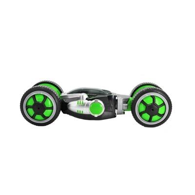 Goodly Toys 2.4 GHz RevVolt Hummer Stunt RC Vehicle - Green