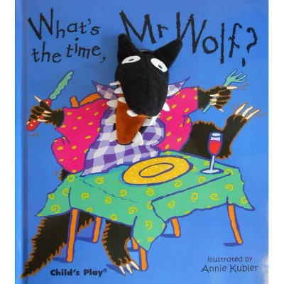 What's the Time, MR Wolf? - (Mr. Wolf) (Mixed Media Product)