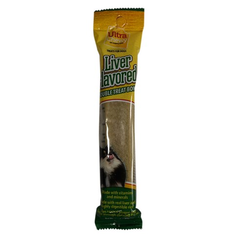 Ultra Chewy Liver Dog Treats - 2.8oz - image 1 of 1