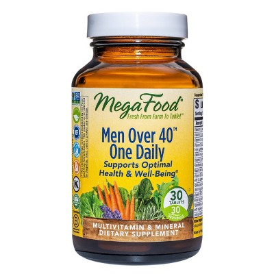 MegaFood Men's Daily Supplement - 30ct