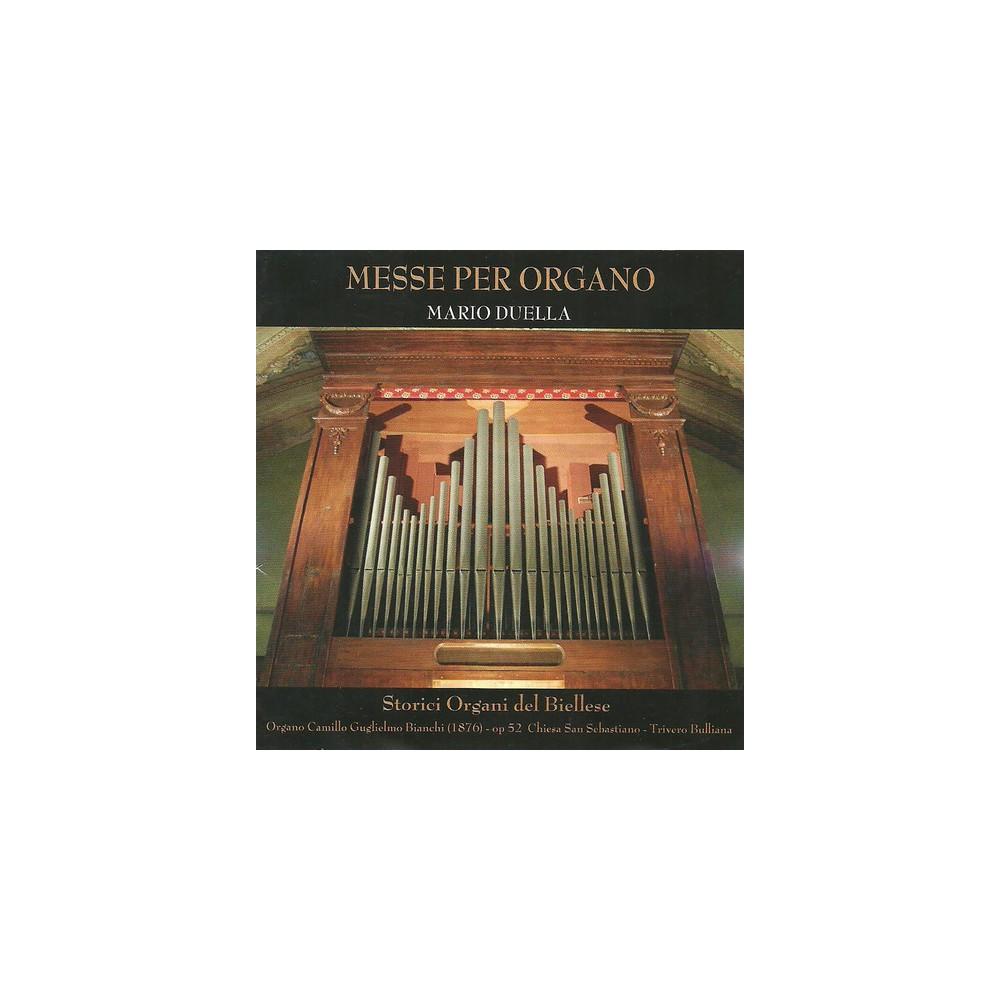 Mario Duella - Messe Per Organo (CD)