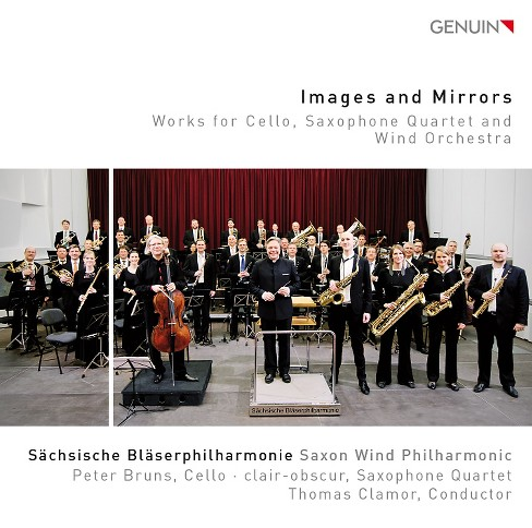 Thomas clamor - Images & mirrors (CD) - image 1 of 1