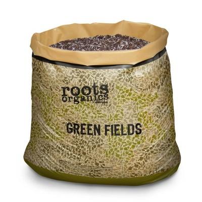 Roots Organics ROGF Green Fields Hydroponic Gardening Potting Soil, 1.5 Cu Ft