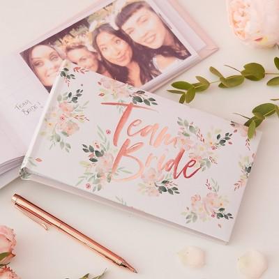 """""""Team Bride"""" Photo Album"""