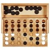 Mini Wooden Desk Game Connect Four - Threshold™ - image 2 of 4