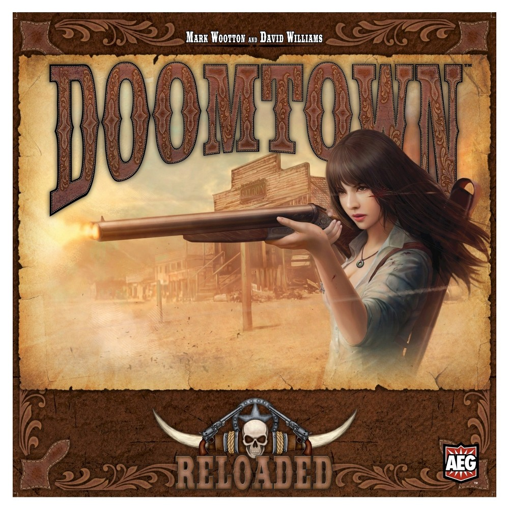 Image of Doomtown Reloaded Card Game