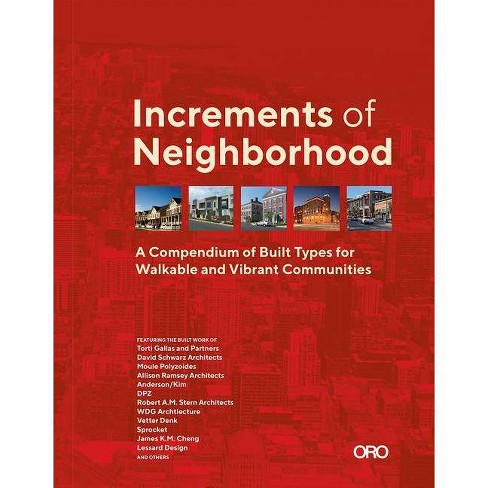 Increments of Neighborhood - by  Brian O'Looney (Hardcover) - image 1 of 1