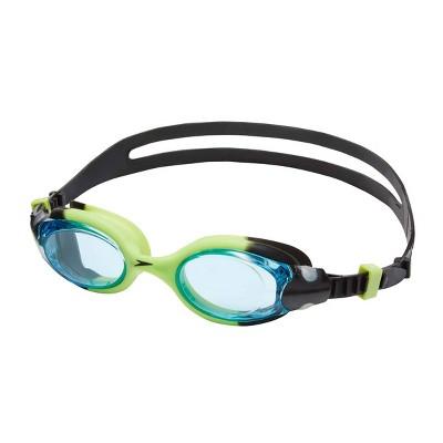 Speedo Adult Hydrofusion Goggles - Tie Dye Lime/Celeste