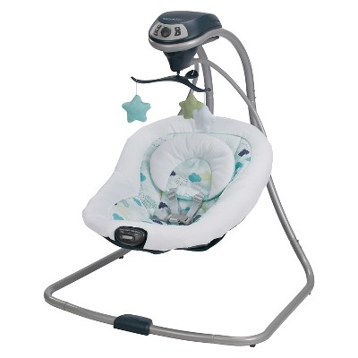 Graco Simple Sway Stratus Baby Swing