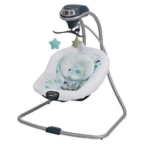 Graco Simple Sway Stratus Baby Swing - image 1 of 4