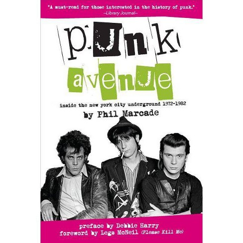 Punk Avenue - by  Phil Marcade (Paperback) - image 1 of 1