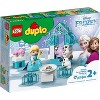 LEGO DUPLO Disney Frozen Toy Featuring Elsa and Olaf's Tea Party 10920 - image 4 of 4