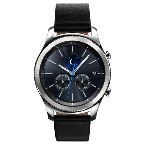 Samsung Gear S3 Classic Smartwatch - Silver - image 1 of 6