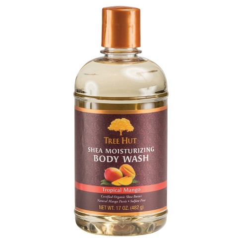 Tree Hut Tropical Mango Shea Moisturizing Body Wash 17 oz - image 1 of 1