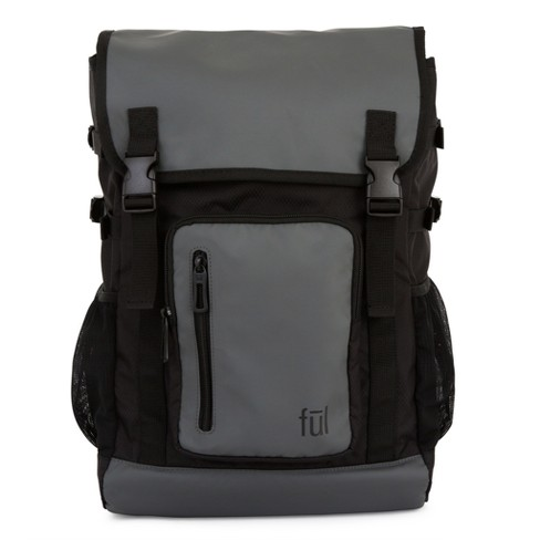 "FUL 17"" Alpha Backpack - Gray - image 1 of 4"