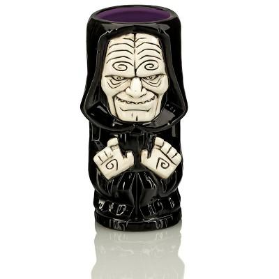 Beeline Creative Geeki Tikis Star Wars Emperor Palpatine Ceramic Mug   Holds 18 Ounces