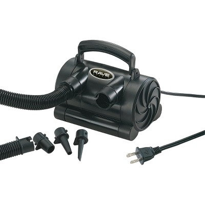 RAVE Sports 120V Canister Inflator/Deflator