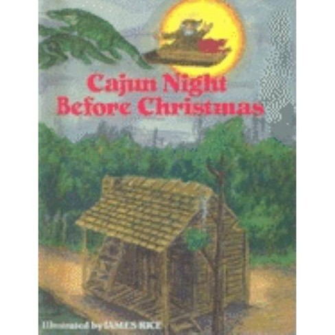 """Cajun Night Before Christmas(r) Ornament - by  """"Trosclair"""" (Hardcover) - image 1 of 1"""