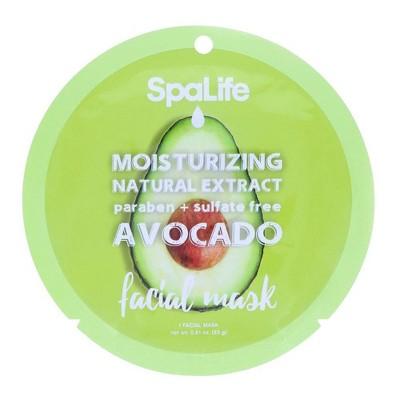Facial Treatments: SpaLife Facial Mask