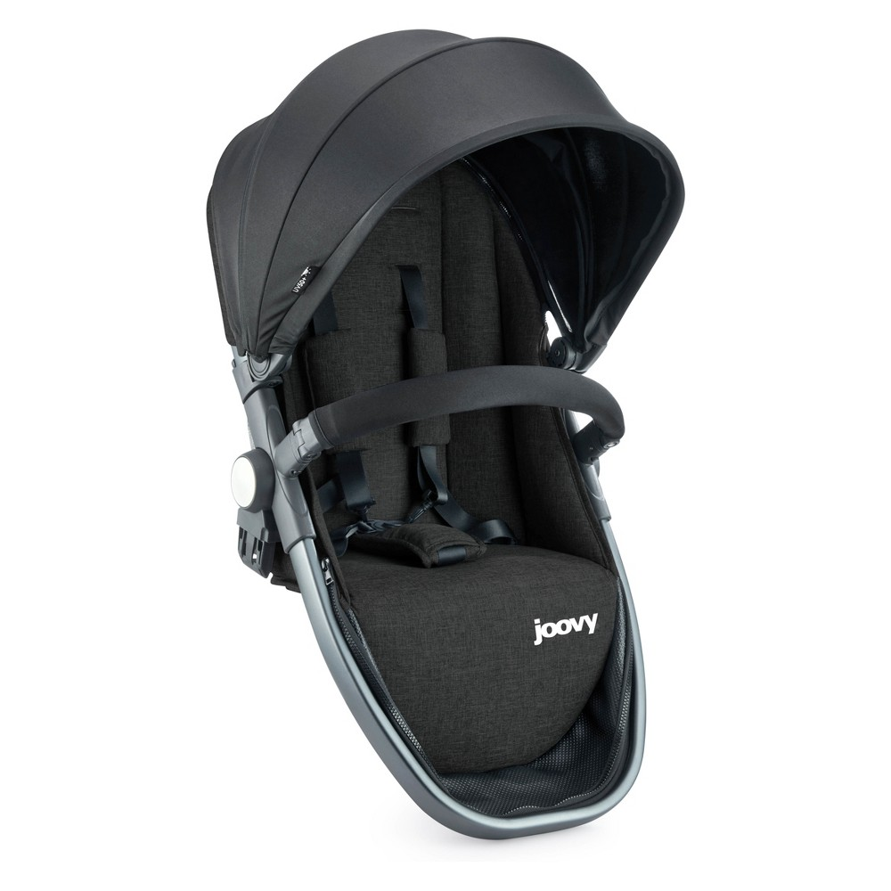 Joovy Qool Second Seat - Black Melange