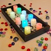 12ct Color Changing Battery Operated LED Votive Lights - image 4 of 4