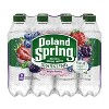 Poland Spring Triple Berry Flavored Sparkling Water - 8pk/16.9 fl oz Bottles - image 4 of 8