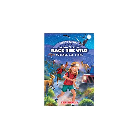 Outback All-Stars - (Race the Wild) by  Kristin Earhart (Paperback) - image 1 of 1