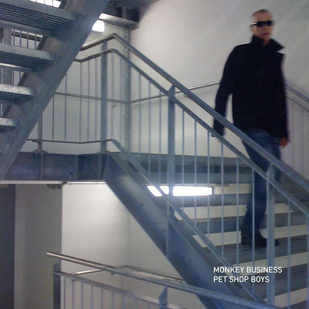 Pet Shop Boys Monkey Business Vinyl
