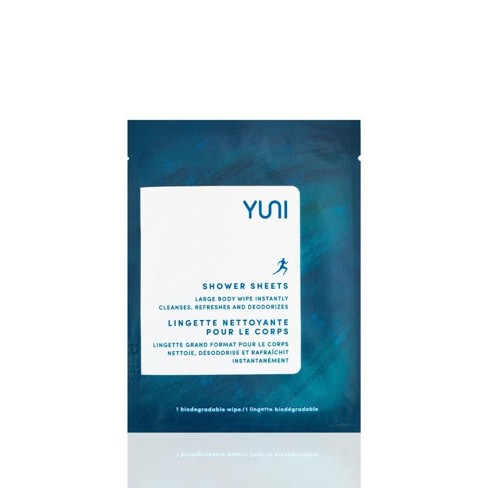 Image of YUNI Travel Shower Sheet Body Wipe
