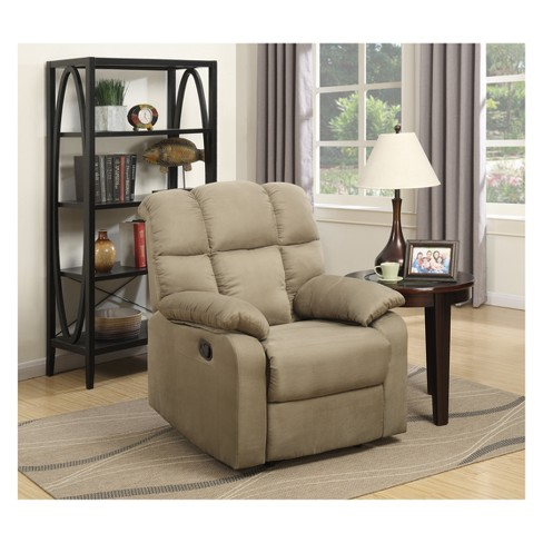 Orion Recliner Taupe - Relax A Lounger - image 1 of 2