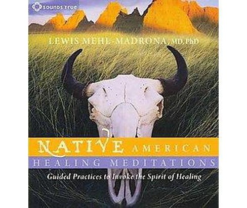 Native American Healing Meditations : Guided Practices to Invoke the Spirit of Healing (CD/Spoken Word) - image 1 of 1