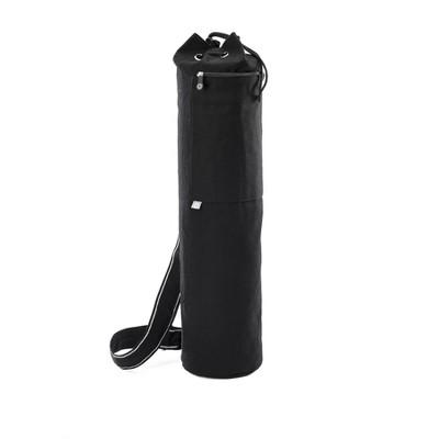 Merrithew Pilates and Yoga Canvas Mat Bag - Black