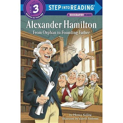 ALEXANDER HAMILTON L3 02/07/2017 (Paperback) - by Monica Kulling