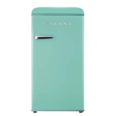 Galanz Retro 3.3 cu ft Refrigerator - Green