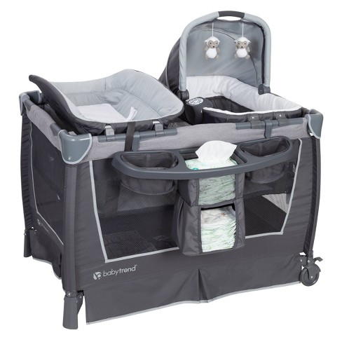 Baby Trend Retreat Nursery Center - image 1 of 4