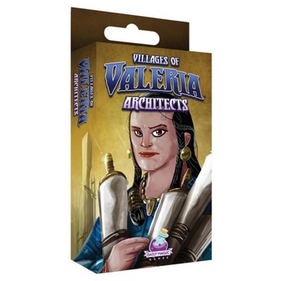 Villages of Valeria - Architects Board Game