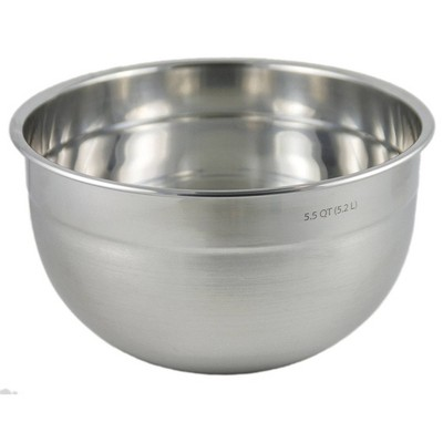 Tovolo 5.5qt Stainless Steel Mixing BowlSilver