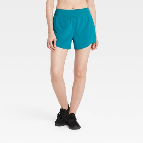 Women's Premium Knit Waistband Run Shorts - All in Motion™ - image 1 of 4