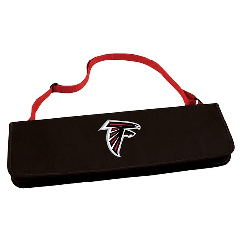 Picnic Time NFL Team Metro BBQ Tote and Tools Set - Red - image 1 of 2