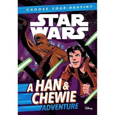 Han Solo Chapter Book - by Cavan Scott (Paperback)