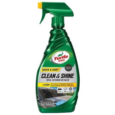 Turtle Wax Quick & Easy Clean & Shine 26 fl oz