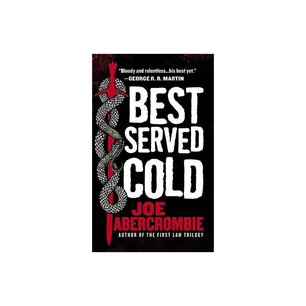 Best Served Cold Lib/E - by Joe Abercrombie (AudioCD)
