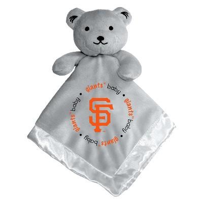 MLB San Francisco Giants Gray Baby Bear