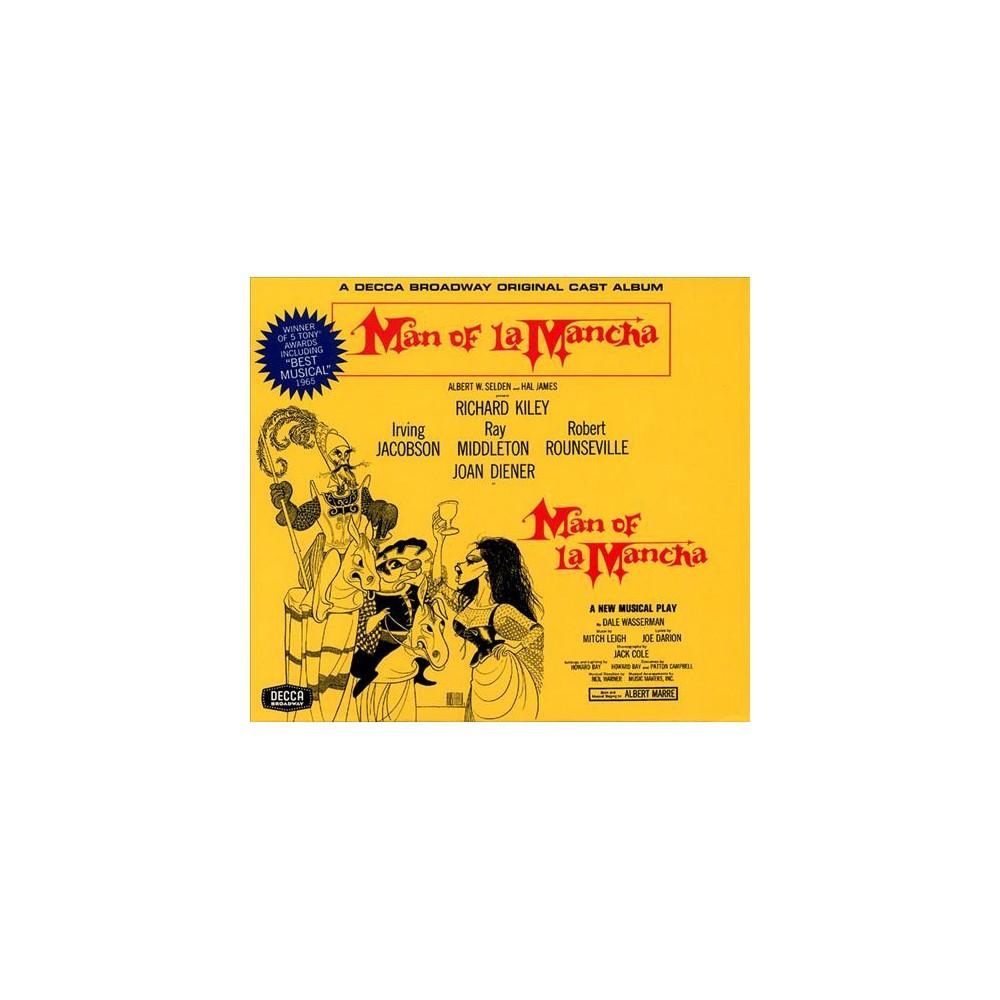Original Cast - Man of La Mancha (Original Broadway Cast Recording) (2001 Reissue) (CD) Discounts