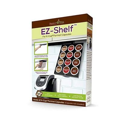 Perfect Coffee Pod Capsules EZ-Shelf